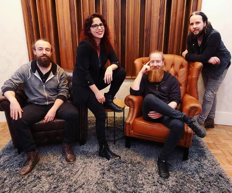 Marcela Bovio, Ruben Wijga, Jord Otto, Joost van den Broek en 2019