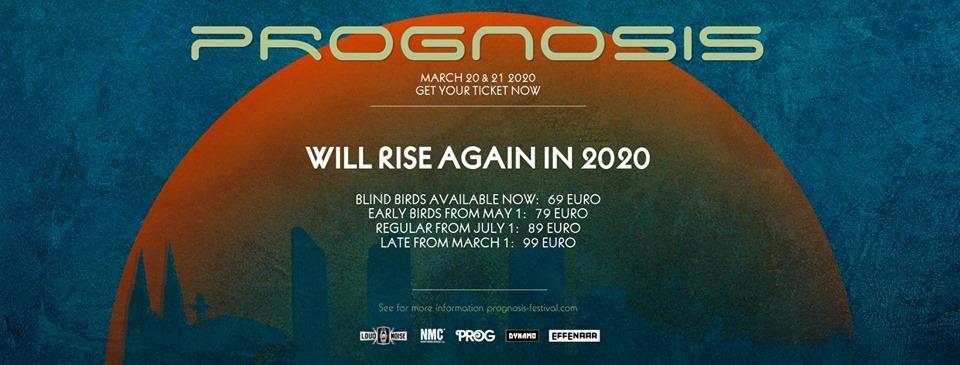 Annonce prognosis 2020