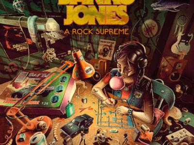 Pochette A Rock Supreme, Danko Jones