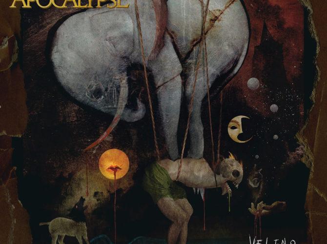 Veleno, Fleshgod Apocalypse, album cover.