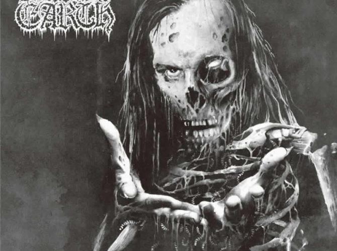 Path Of The immortals - Black Earth, Album Cover