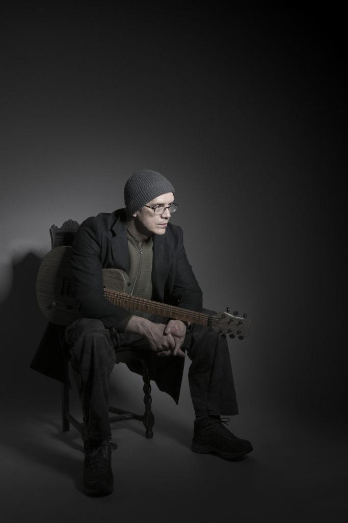 Devin Townsend en 2019