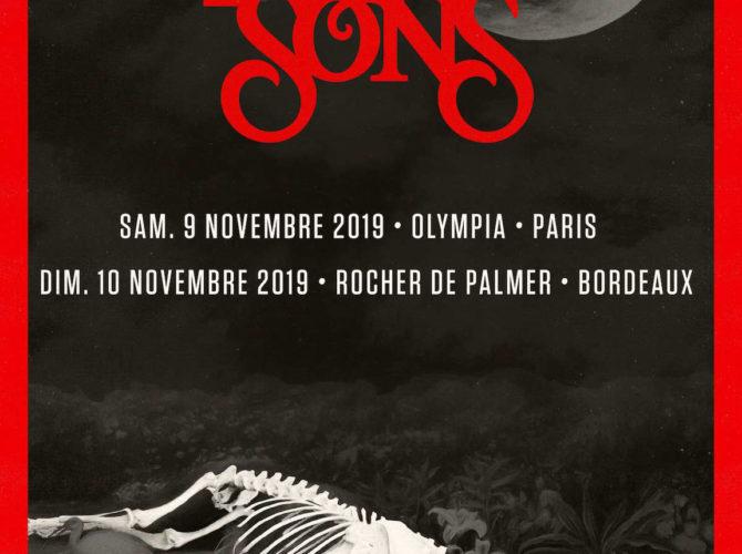 Rivals sons tour France 2019