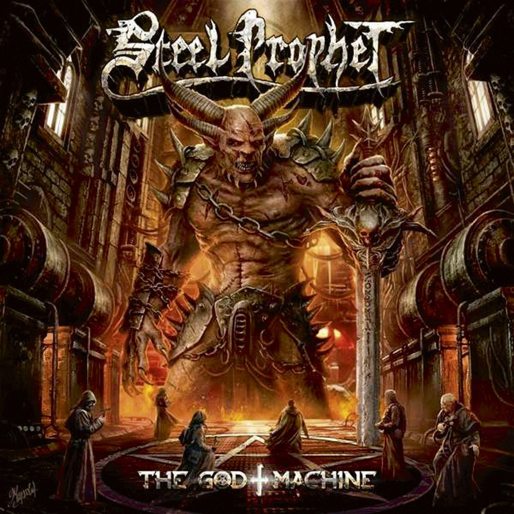 the god machine du groupe STEEL PROPHET