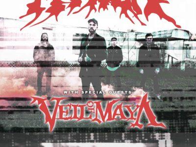 Concert de Attila + Veil Of Maya • Lyon