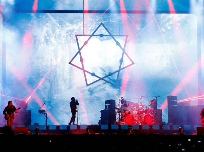Tool, en live a Welcome To Rockville
