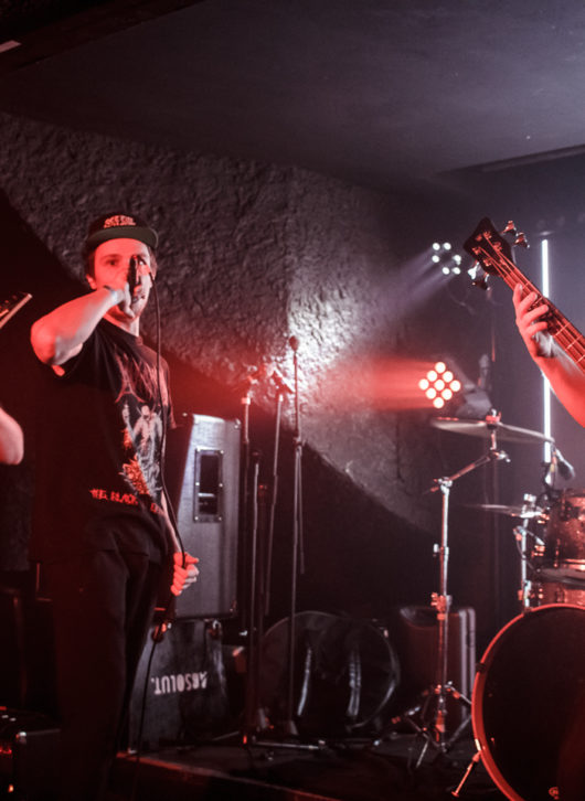 Nevropsy au Gibus live en 2019