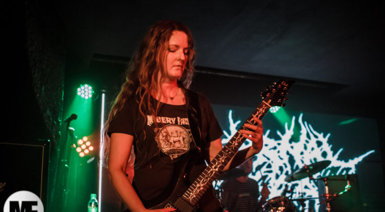 Carnal Decay au Gibus live en 2019