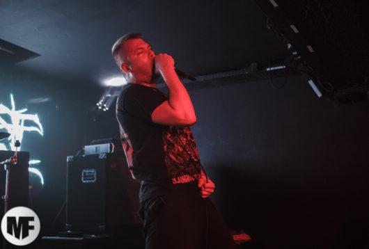 Korpse au Gibus live en 2019