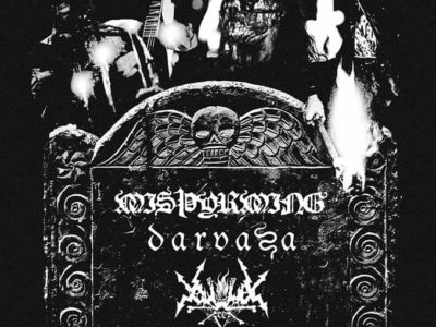 Concert de Misþyrming, Darvaza, Vortex of End au Gibus à Paris