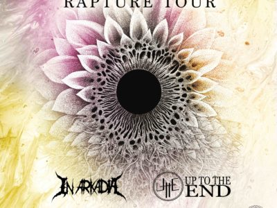 BETRAYING THE MARTYRS, IN ARKADIA, UP TO THE END en concert à Lyon le 29 novembre 2019