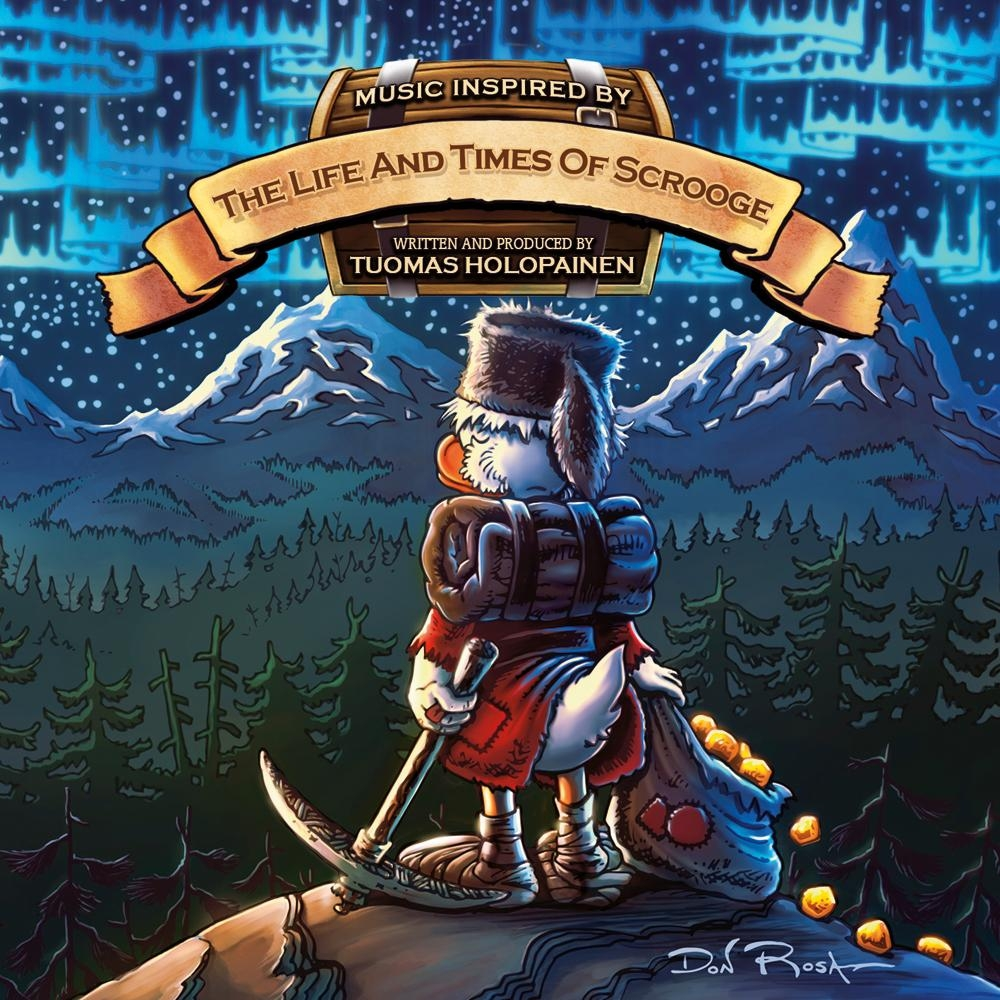 the life and times of scrooge mcduck de tuomas holopainen