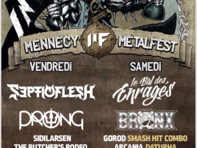 Mennecy Metal Fest 2019, France