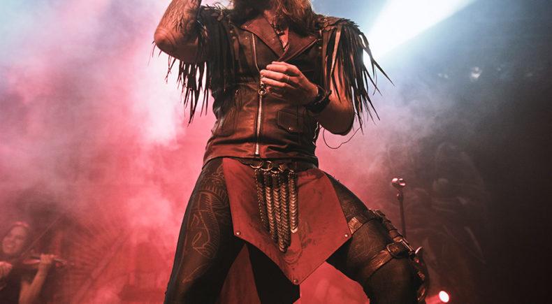 Feuerschwanz à l'Amphi Festival 2019
