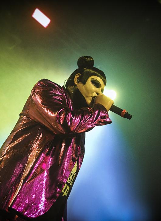 Massive Ego à l'Amphi Festival 2019