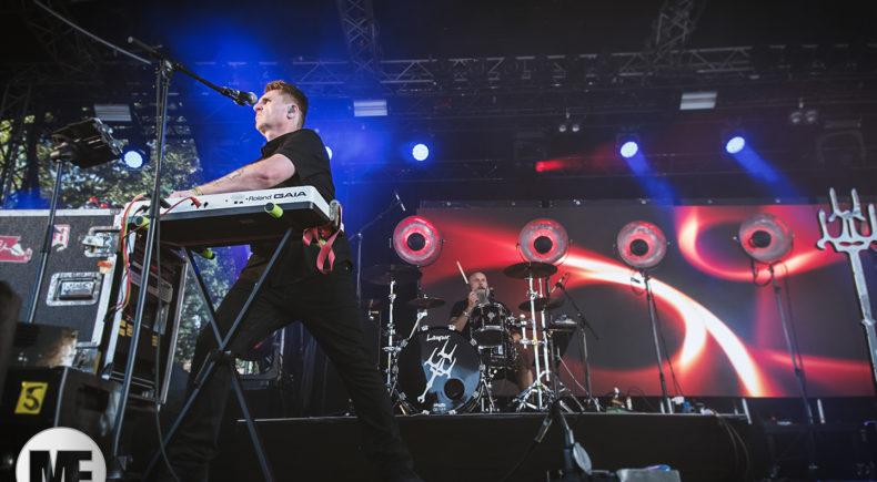 Project Pitchfork à l'Amphi Festival 2019
