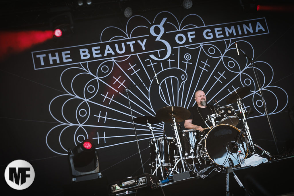 The Beauty of Gemina à l'Amphi Festival 2019