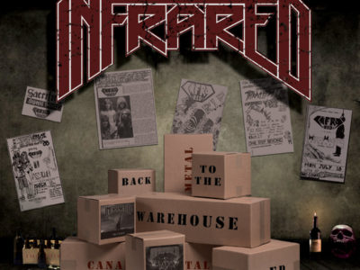 cover back to the warehouse du groupe INFRARED