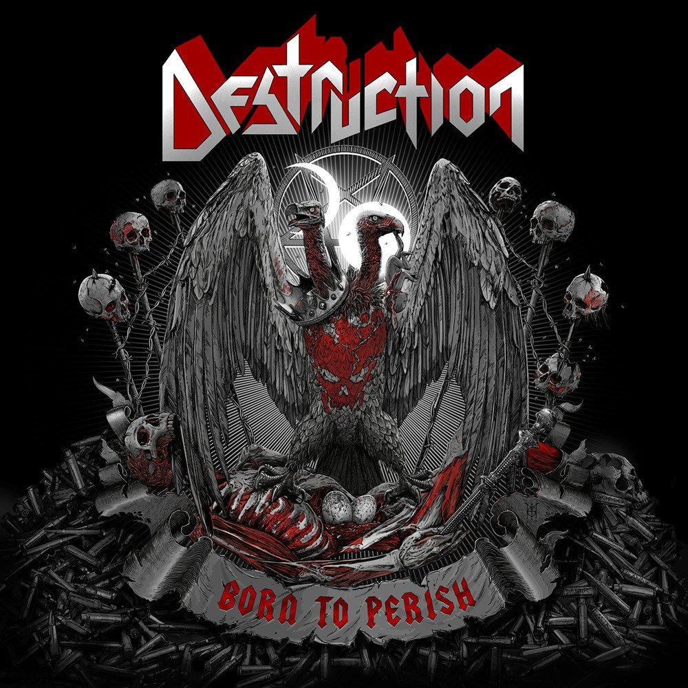 cover born to perish du groupe destruction