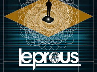 affiche Leprous paris 2019