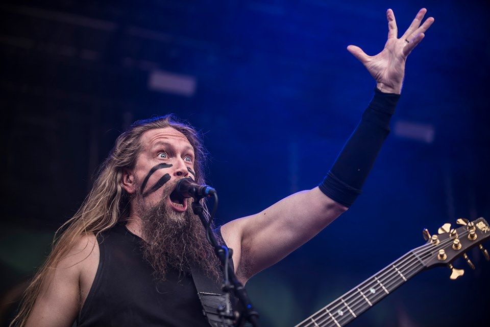 Brutal Assault 2019 - ensiferum