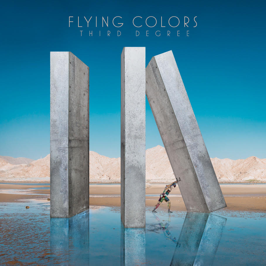 cover third degree du groupe flying colors