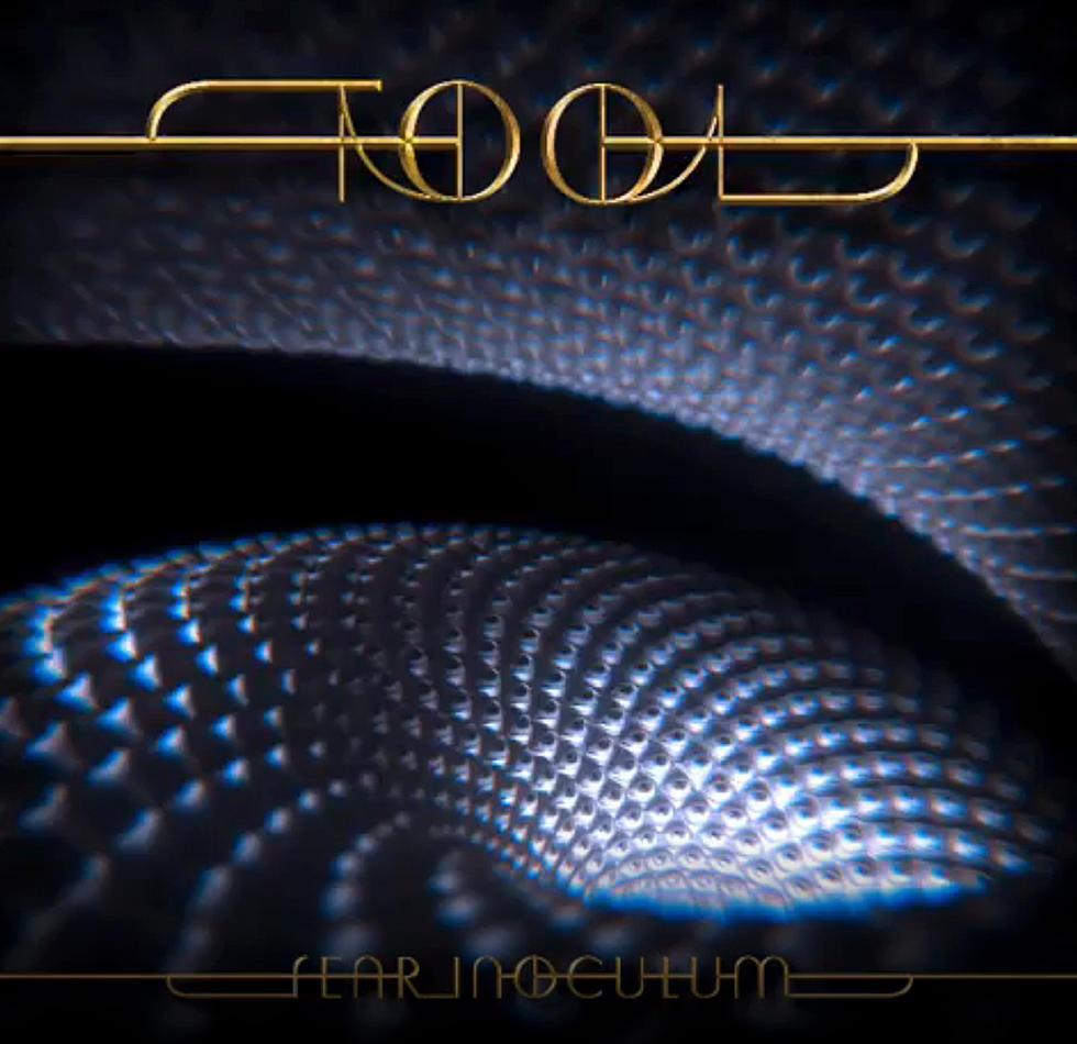 Tool - Fear Inoculum (cover)