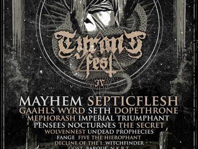 Tyrant Fest édition de 2019