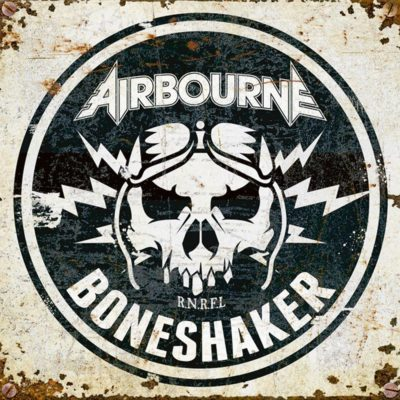 boneshaker du groupe airbourne
