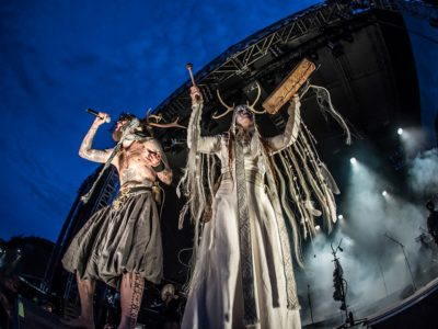 Heilung - Brutal Assault 2019