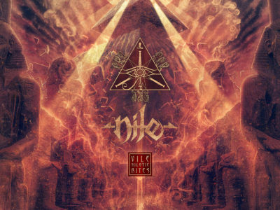 Nile - Vile Necrotic Rites
