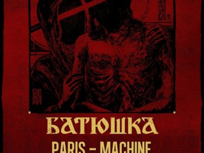 Concert de Batushka à la Machine du moulin rouge à paris