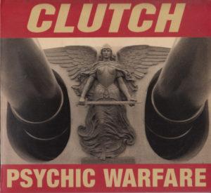 CLUTCH, Psychic Warfare, 2015