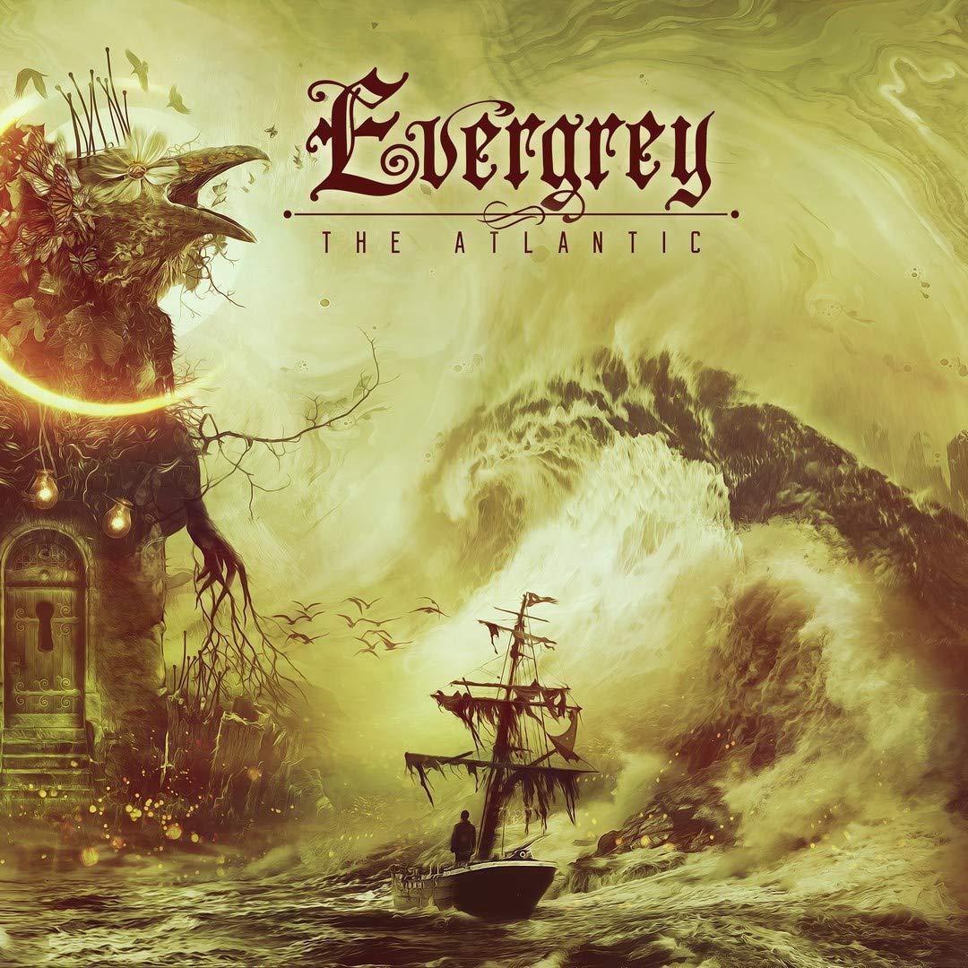 Evergrey - The Atlantic (cover)