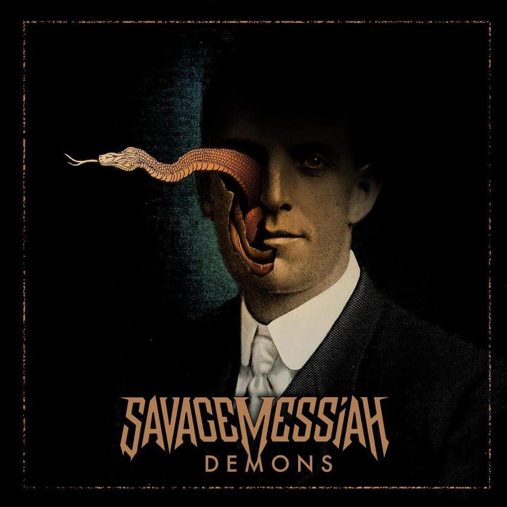 Savage Messiah - Demons (cover)
