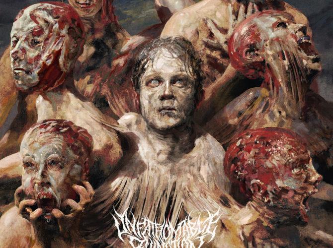 Enraged and Unbound du groupe Unfathomable Ruination