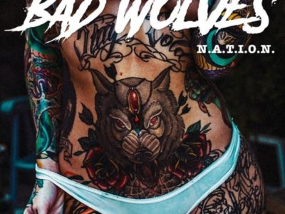 Bad Wolves - N.A.T.I.O.N (cover)
