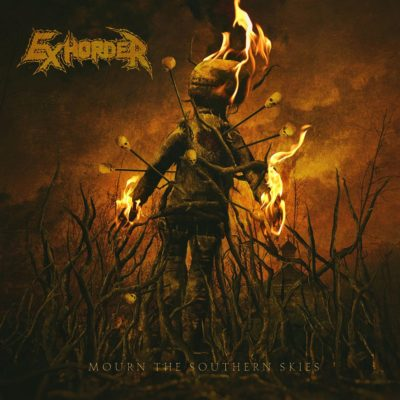 mourn the southern skies du groupe EXHORDER