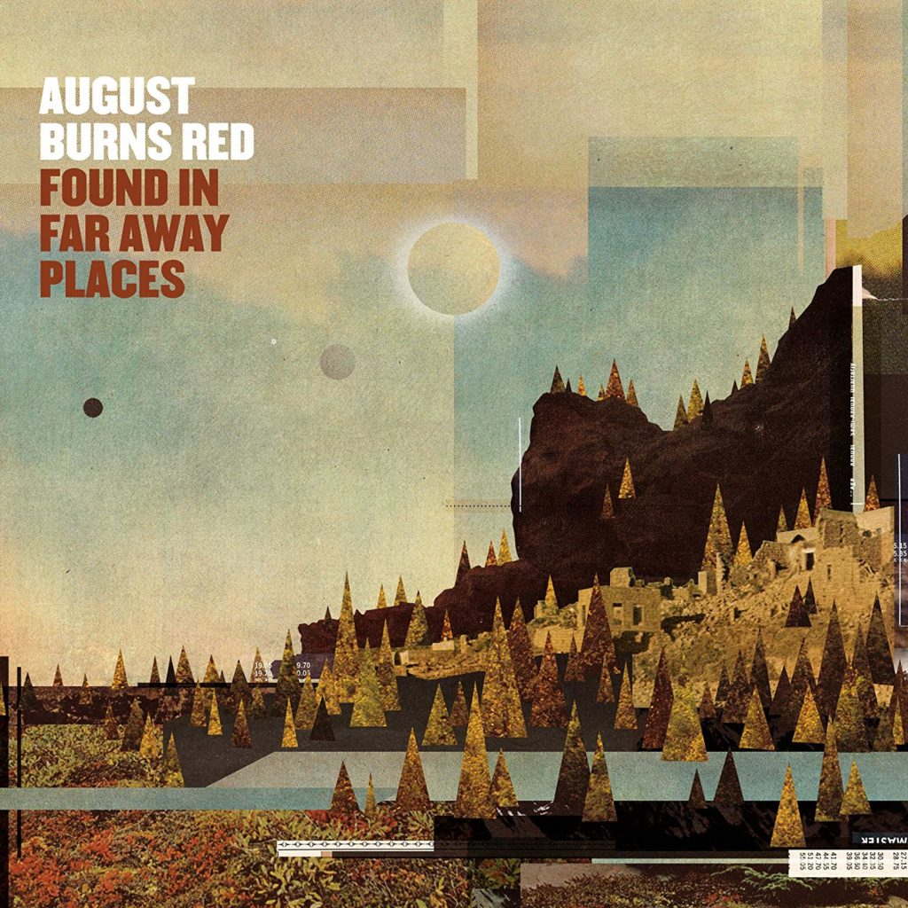 August Burns Red - Found In Far Away Places (cover)