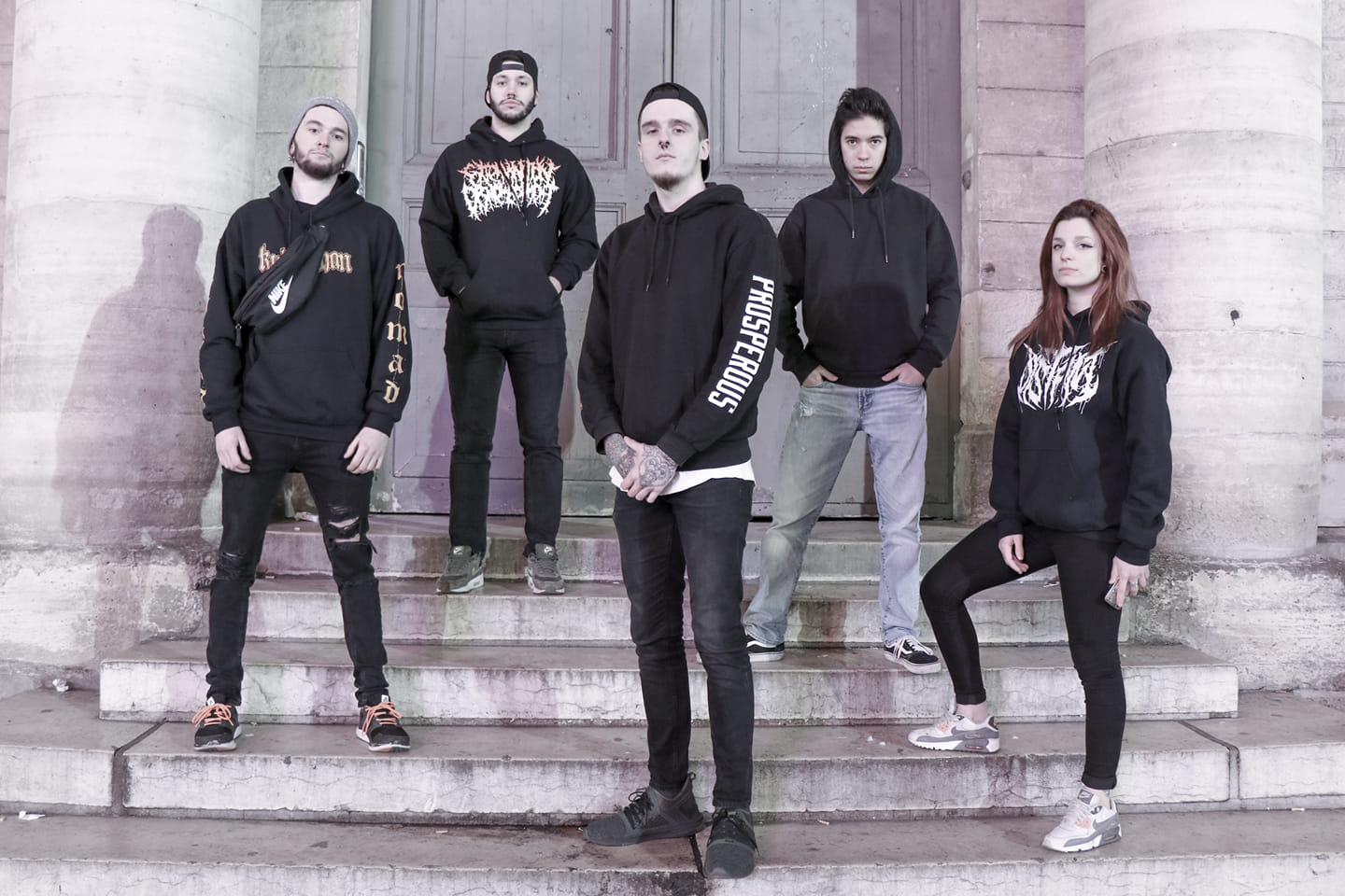 Photo promo, Child Of Waste, 2019