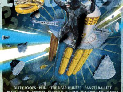 Affiche de l'Euroblast 2020