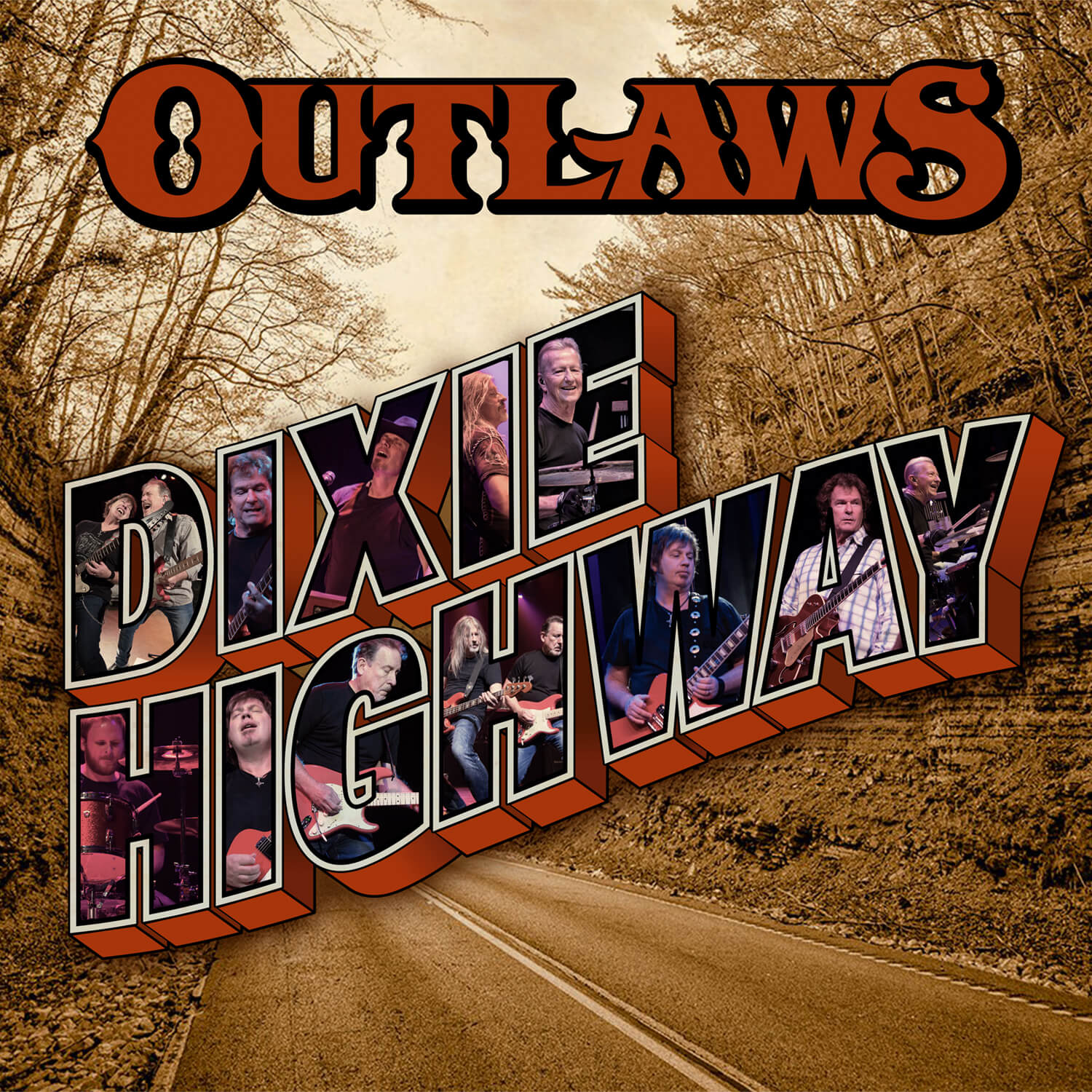 dixie highway du groupe outlaws