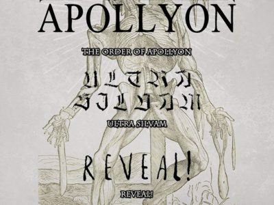 Concert de The Order Of Apollyon, Ultra Silvam, Reveal au Gibus à Paris