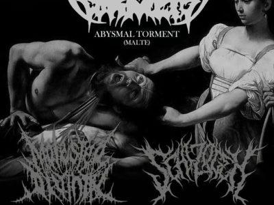 Concert de Abysmal Torment, Molested Divinity, Schizogen au klub à paris