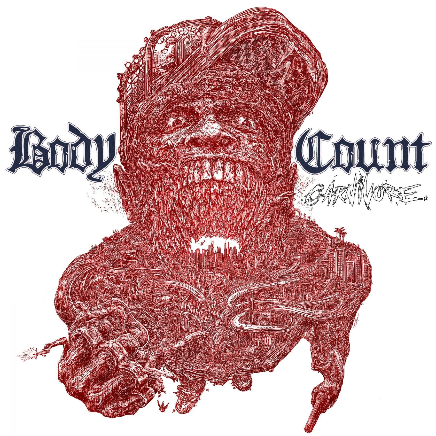 carnivore par body count