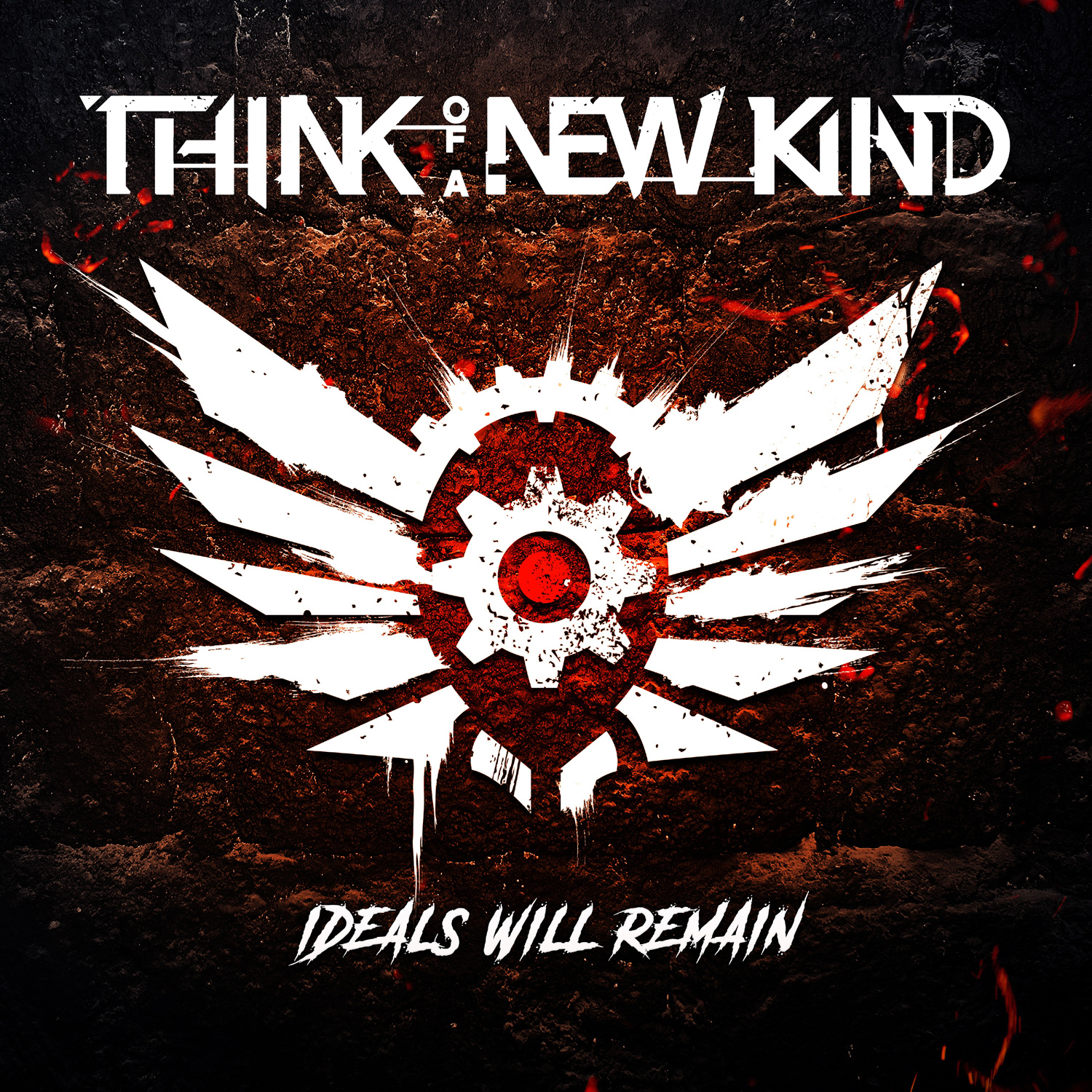 think of a new kind - ideals will remain