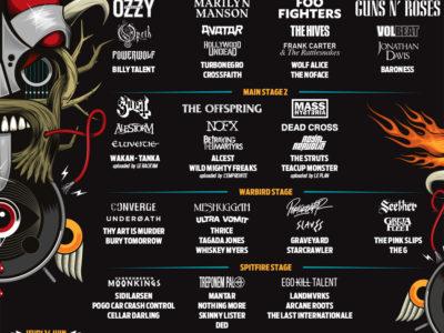 Affiche du Download Fest Paris 2018