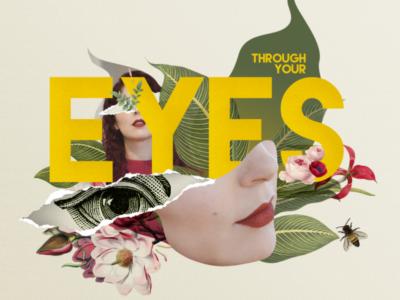 marcela bovio pochette de l'album through your eyes sorti en 2018