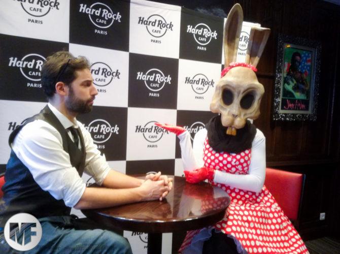 dead bones bunny en promo en 2019
