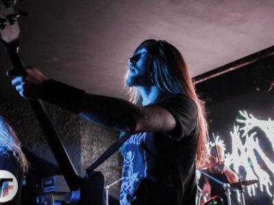 Incantation au Gibus Live Paris 2019